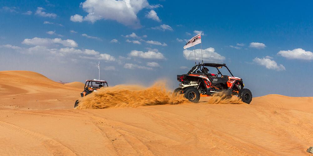 Big Red Sand Dune, Dubai