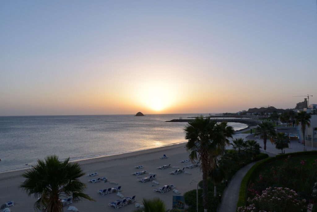 Beach Al Fujairah