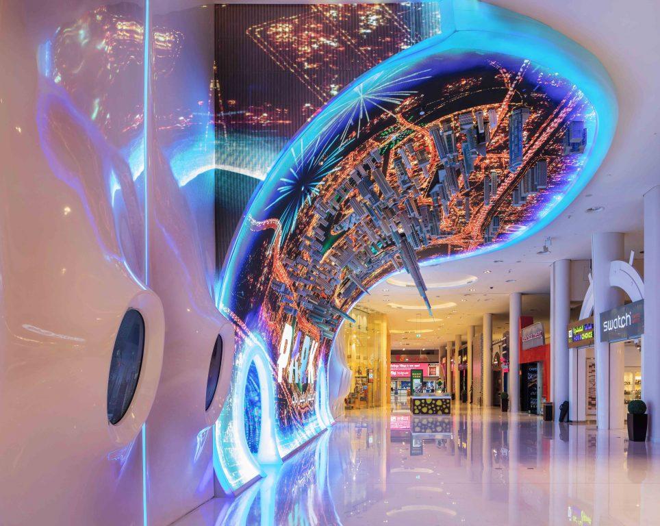 VR Park Dubai Mall