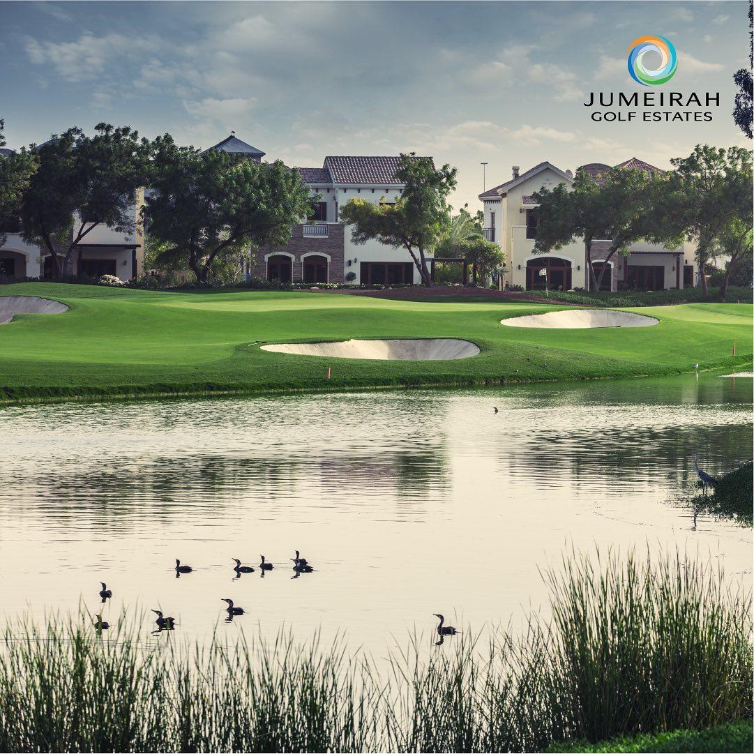 Jumeirah Golf Estates Club House